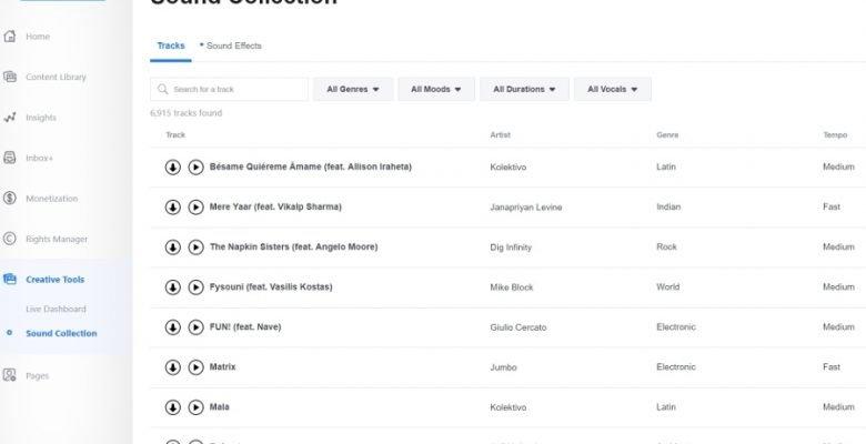 Sound Collection Creator Studio